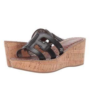 Sam Edelman Women's Regis Wedge Sandals